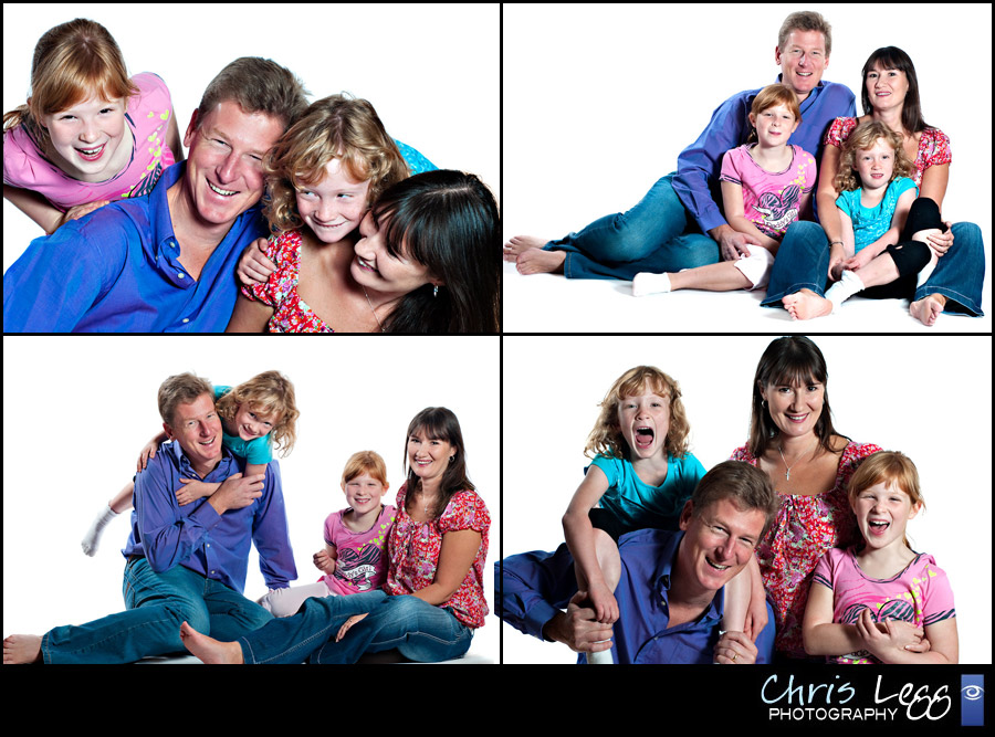 Anita, Doug, Holly and Grace