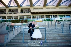 Wedding Photography at Sandown Park