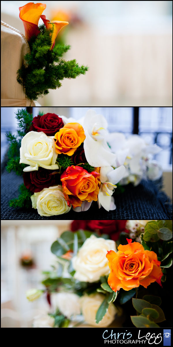 The Landmark Hotel, London, Wedding Flowers