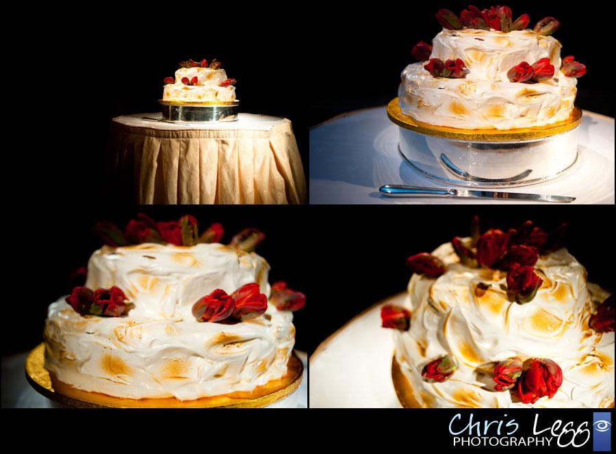 The Landmark Hotel, London, Wedding Cake