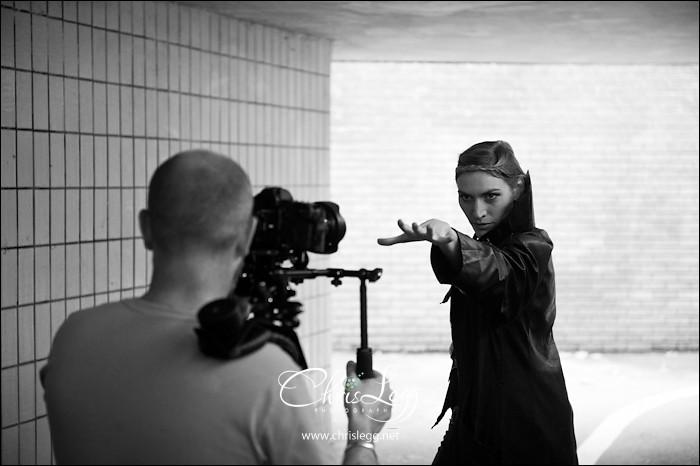 TV Promo Shoot