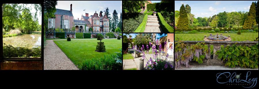 Tylney Hall Hampshire Wedding Venue
