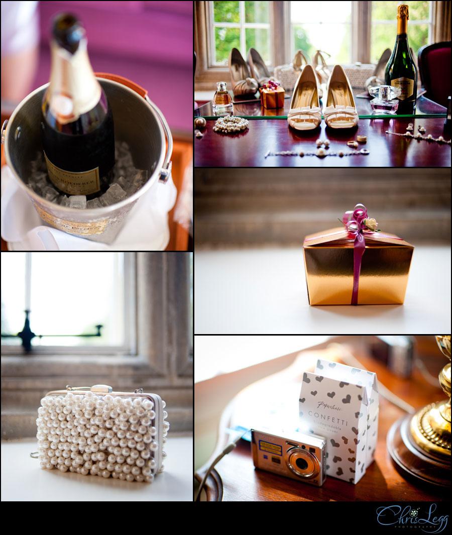 Bridal Preparation Details