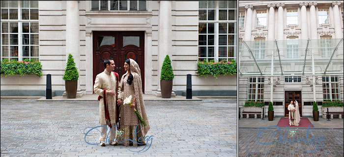 Chancery Court London Wedding Photography