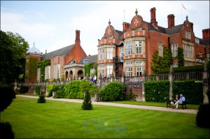 Wedding Photography at Tylney Hall