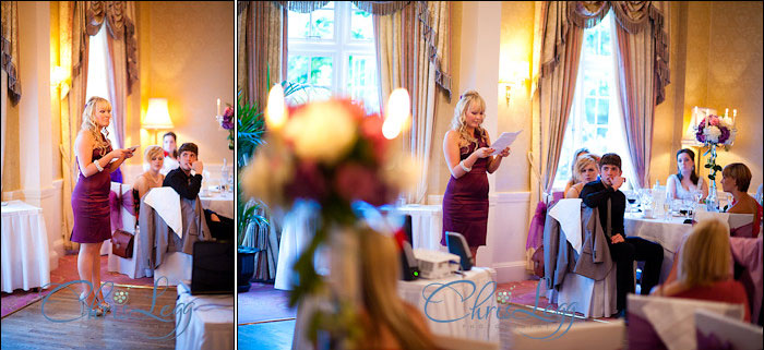 Wedding Photography at Tylney Hall in Hampshire