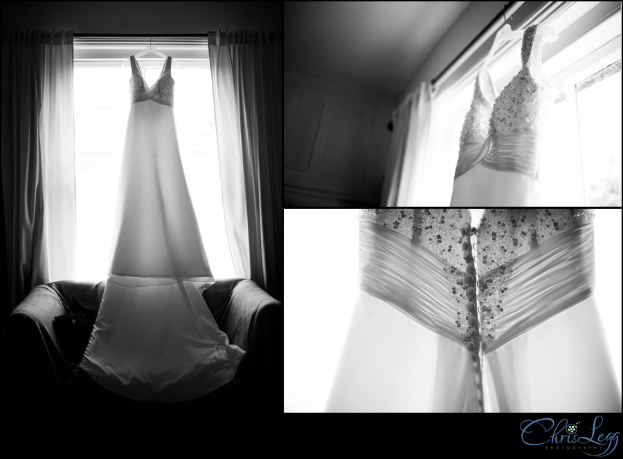 Wedding Photography in Hampshire Bridal Gown Collage