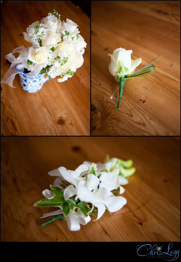 Wedding Photography in Hampshire Flower Collage