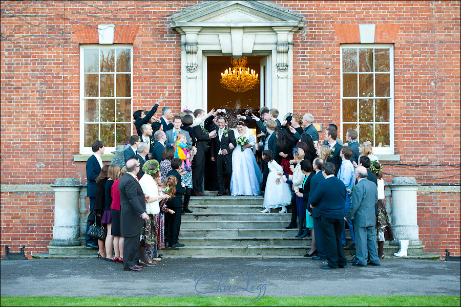 Wedding Photography at Hall Place in Berkshire
