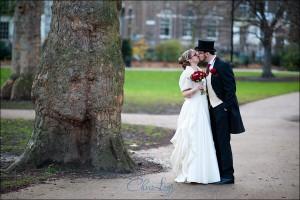 Wedding Photography at Hotel Russell
