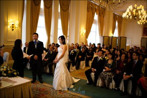 Wedding Photography at The Landmark Hotel