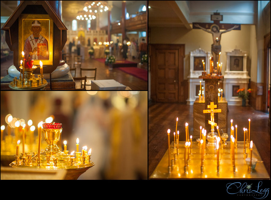 Russian Orthodox Wedding Photography