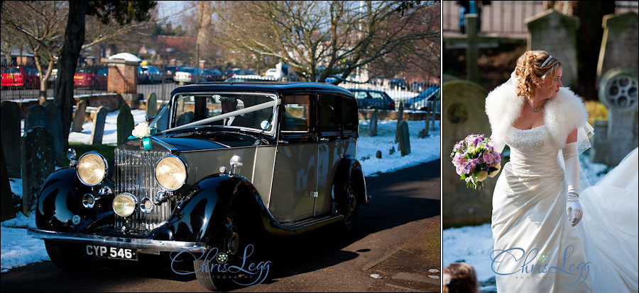Wedding Photography at the Beaumont Estate in Berkshire