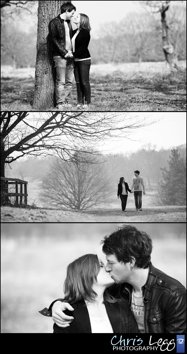 Engagement Photography in Richmond Park, Surrey - 2