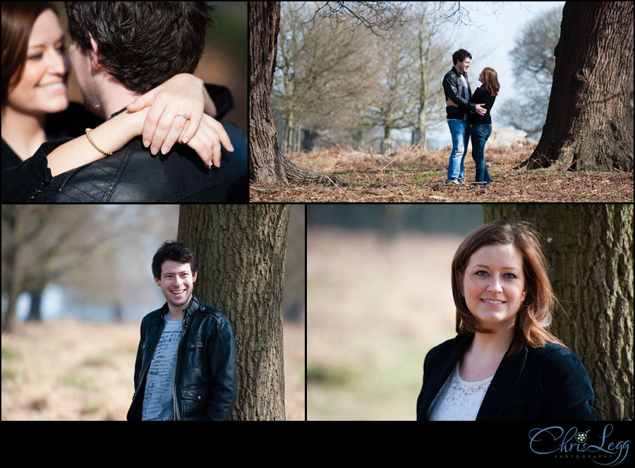 Engagement Photography in Richmond Park, Surrey - 3