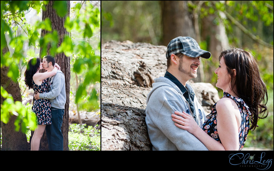 Woodland Engagement Shoot in Guildford, Surrey