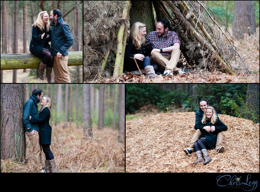 Engagement Photography in Bracknell Forst, Hampshire
