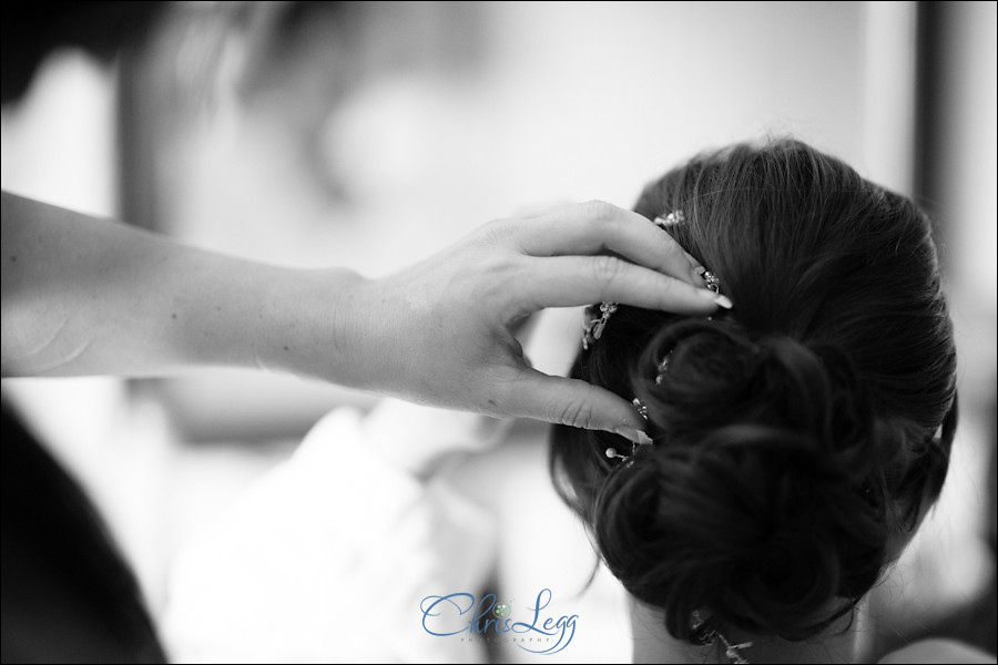 Wedding Photographer at the Oakley Court in Windsor, Berkshire