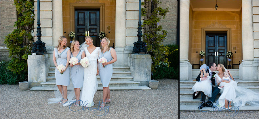 Wedding Photography at Hedsor House, Taplow