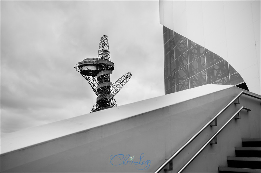 Alternative view of the Arcelor Mittal Orbit