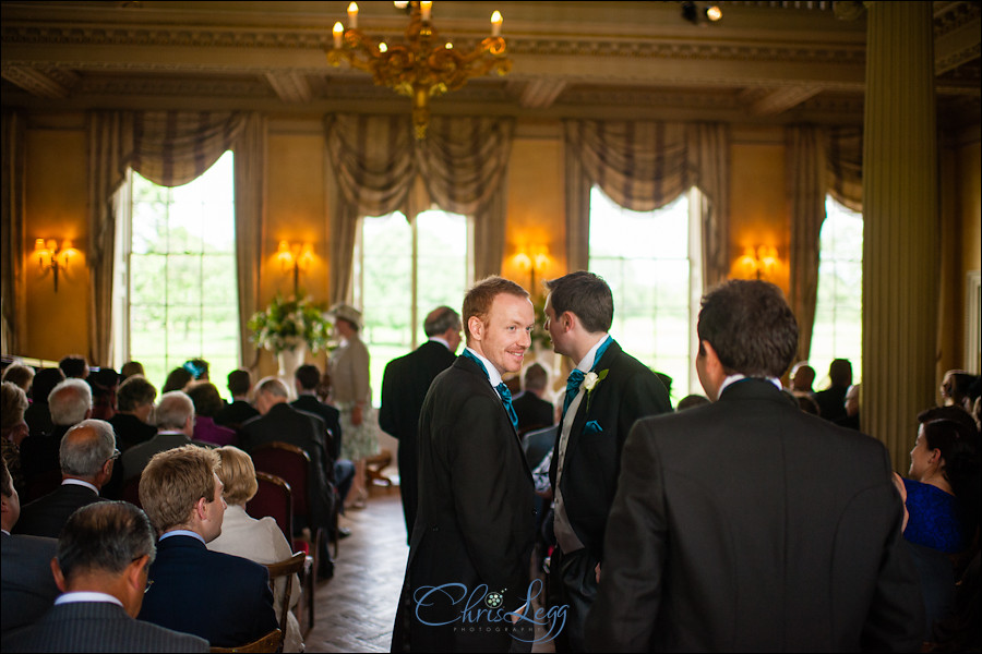 Wedding Photography at Hampton Court House