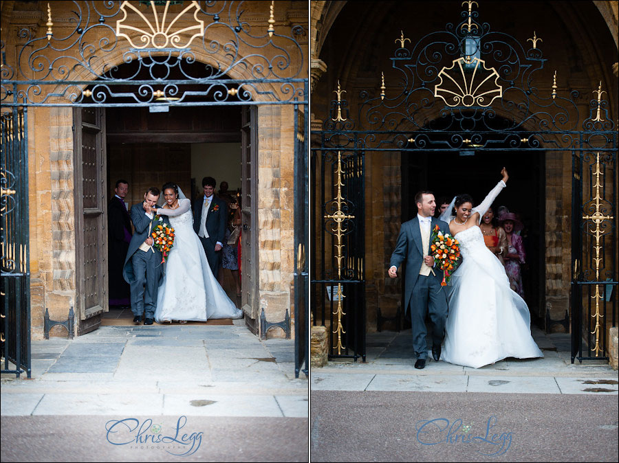 Sherbone Abbey Wedding Photographs