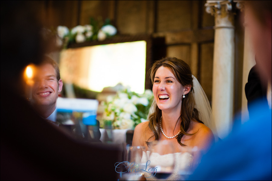 Wedding Photography at Bisham Abbey in Marlow