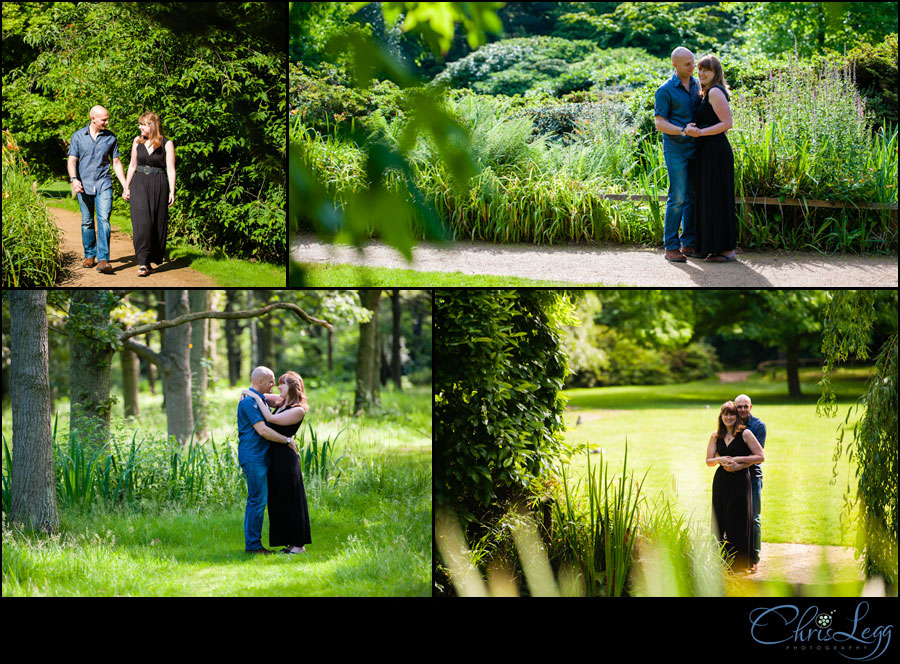Pre-wedding shoot in Isabella Plantation