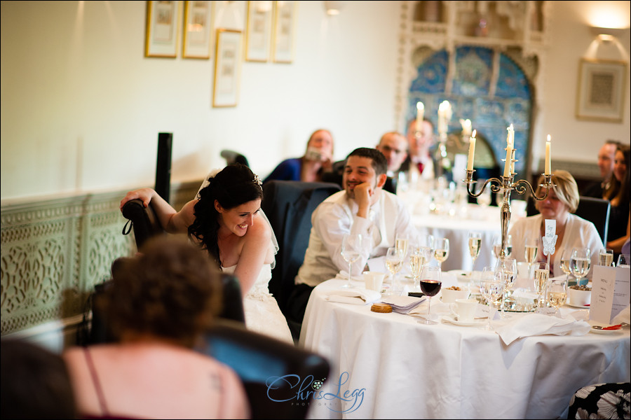Wedding Photography at Warren House in Kingston, Surrey