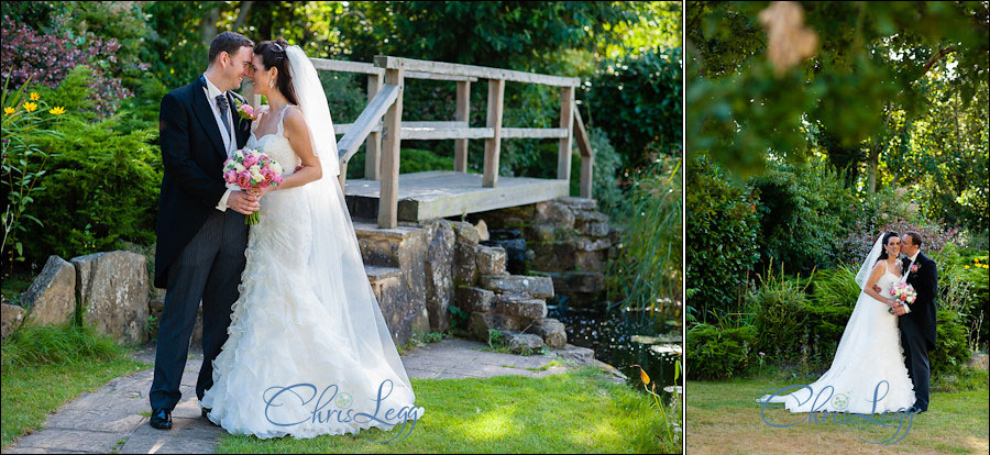 Berkshire Wedding Photographer at Stirrups Country House