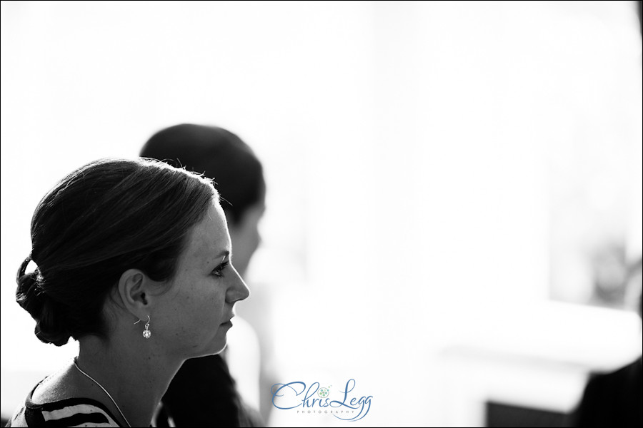 Surrey Wedding Photographer at Warren House