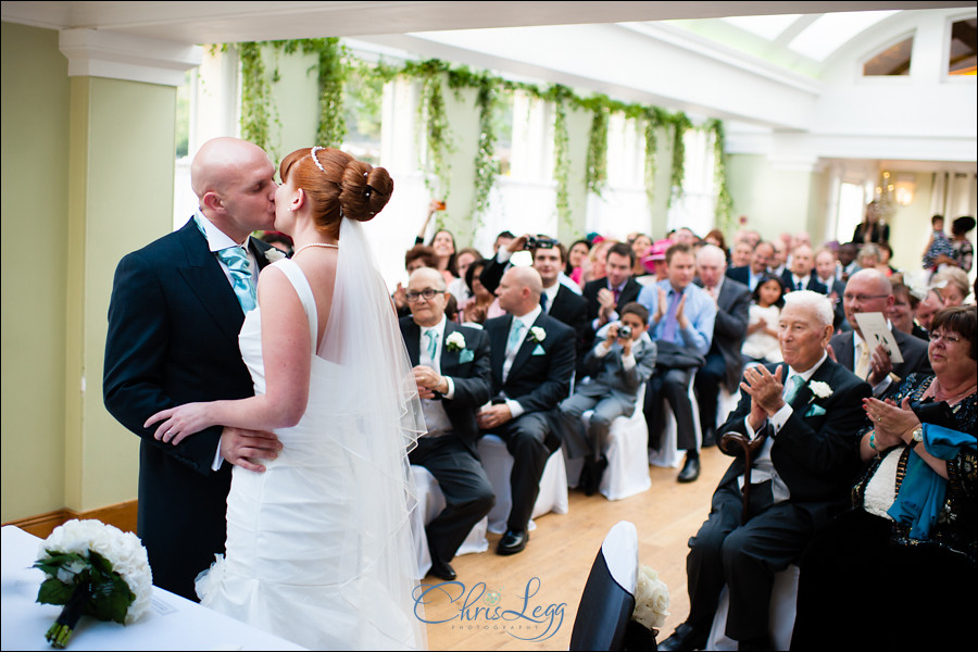 Pembroke Lodge Wedding Photographer