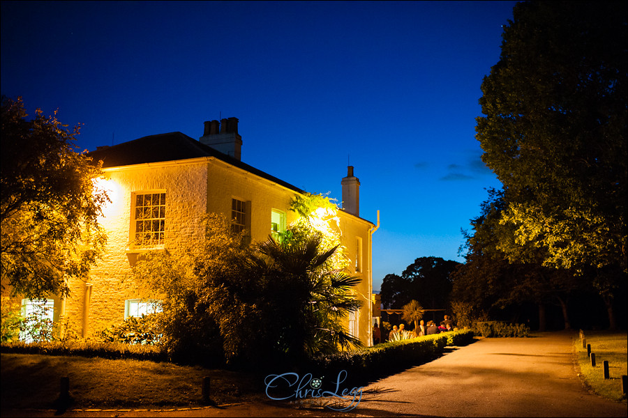 Wedding Photographer at Pembroke Lodge