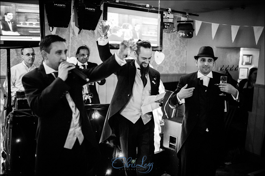Wedding Photography at Lovekyn Chapel, Kingston, Surrey