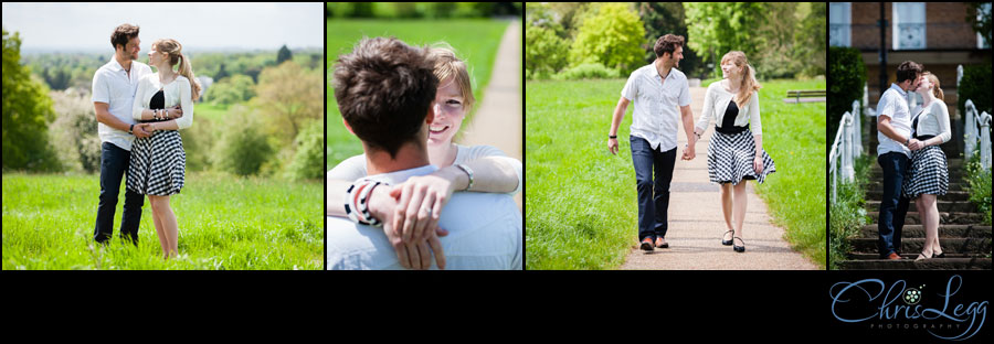 Engagement Photography in Richmond