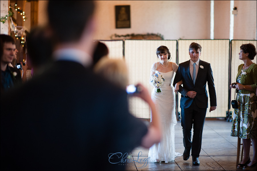 Ufton Court Wedding