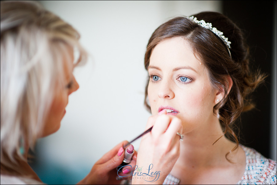 Bridal Preparations at the Bingham Hotel, Richmond