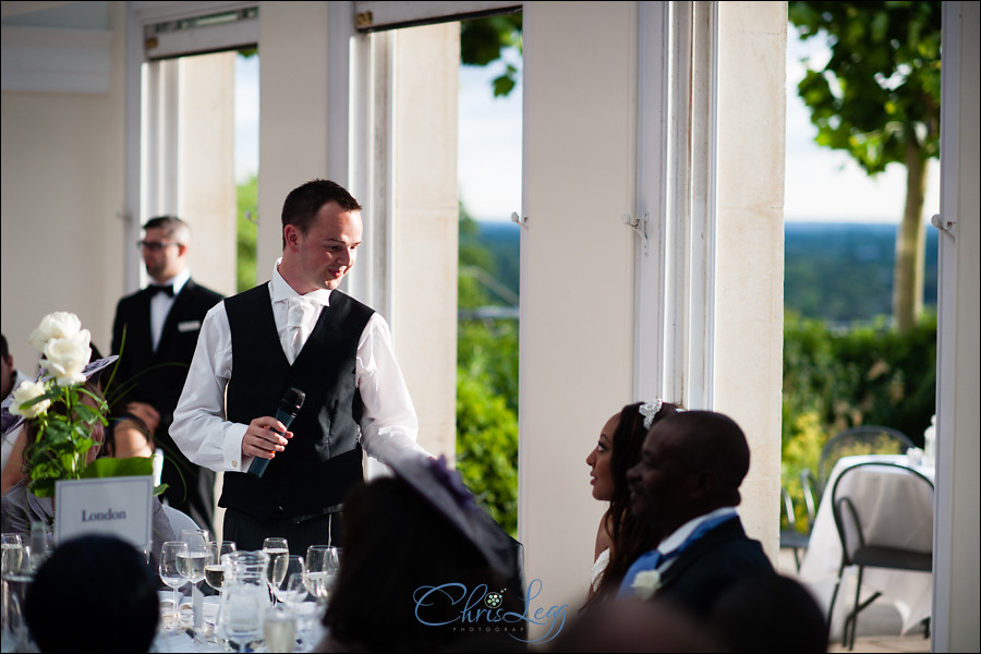 Pembroke Lodge Wedding Photographs