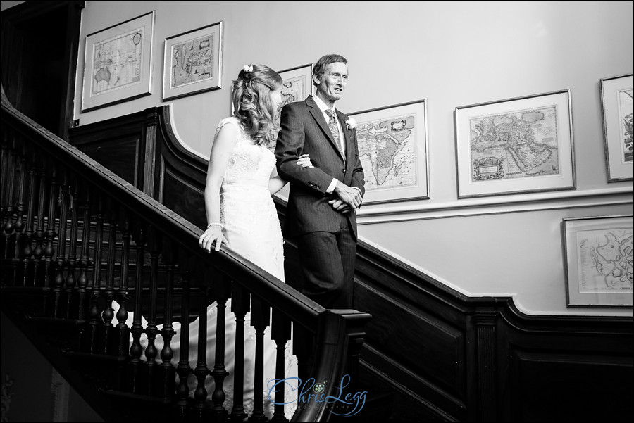 Wedding Photography at Trafalgar Park in Wiltshire 021