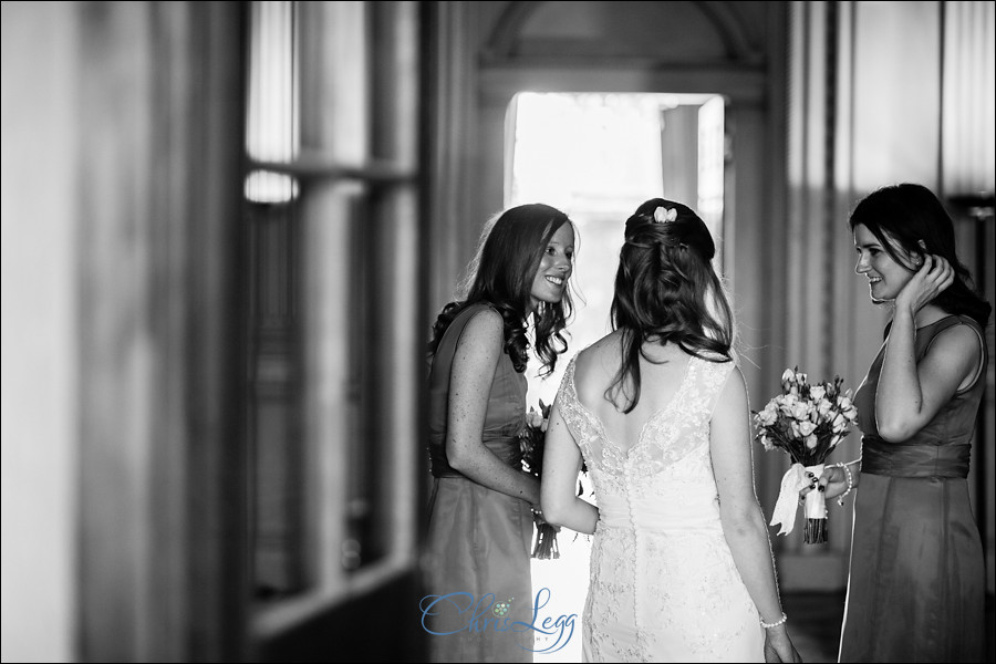 Wedding Photography at Trafalgar Park in Wiltshire 046