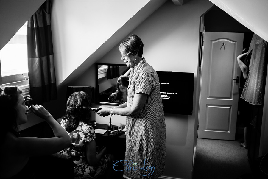 Bridal Preparations at The Lodge Hotel 100