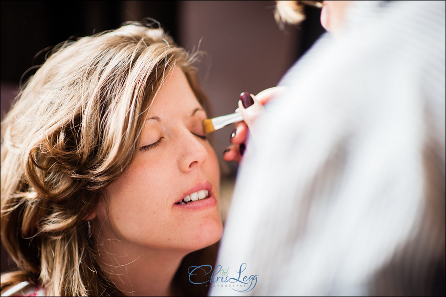 Bridal Preparations at The Lodge Hotel 101