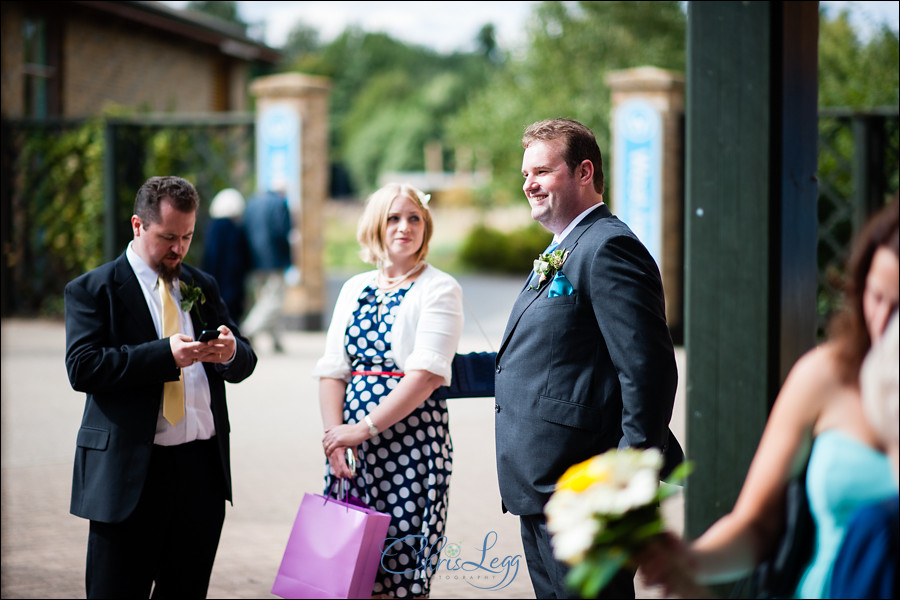 London Wetland Centre Wedding Photography 111
