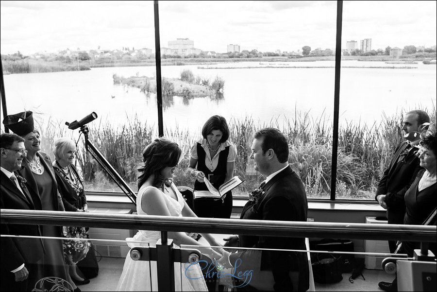 London Wetland Centre Wedding Photography 115