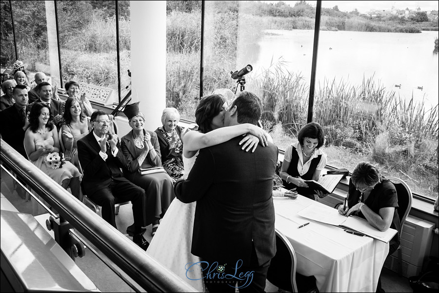 London Wetland Centre Wedding Photography 118