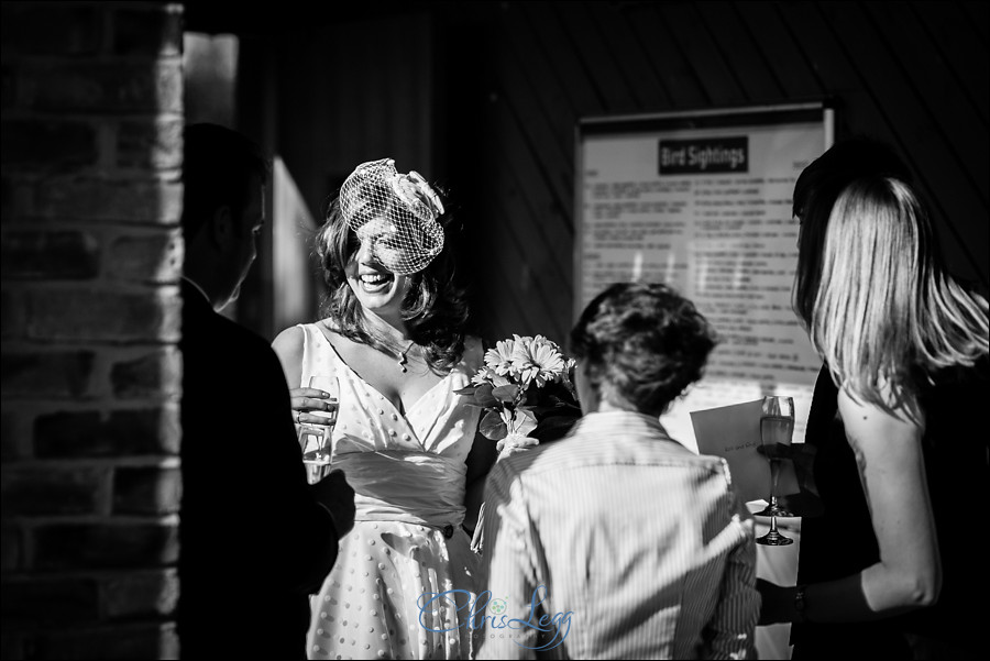 London Wetland Centre Wedding Photography 130