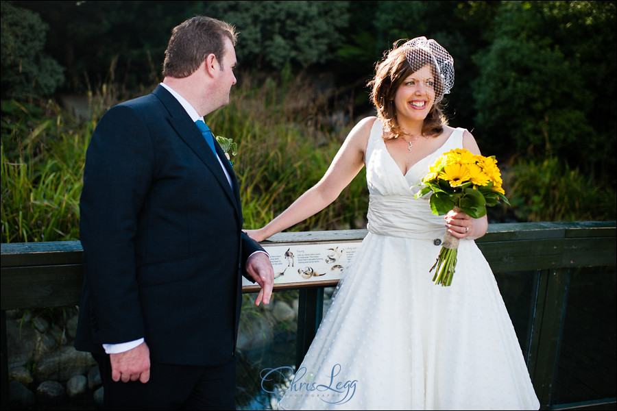 London Wetland Centre Wedding Photography 143