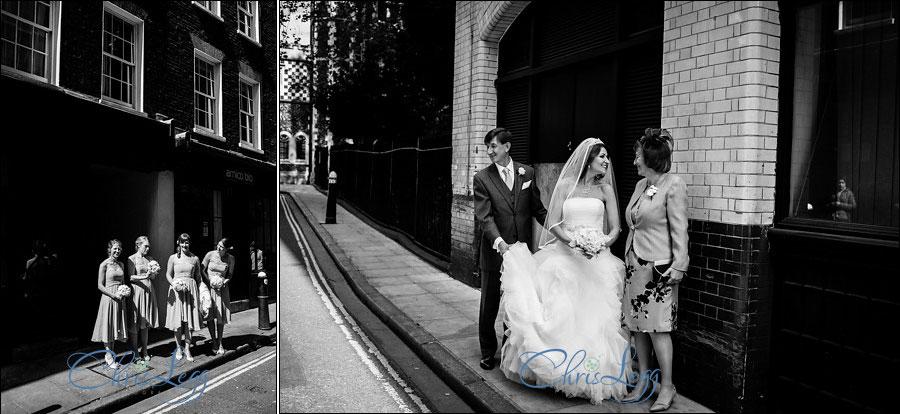 Haberdashers Hall Wedding Photography 018