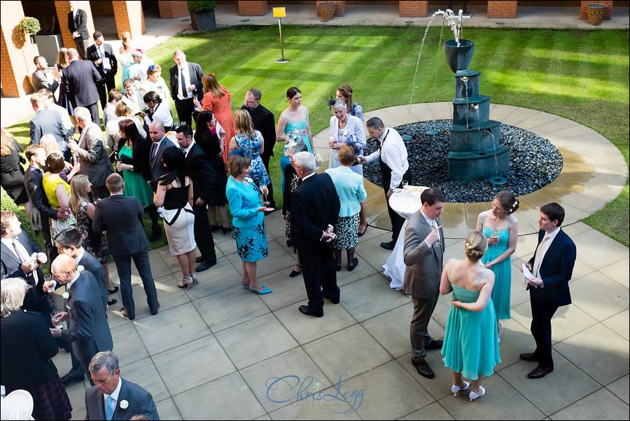 Haberdashers Hall Wedding Photography 034