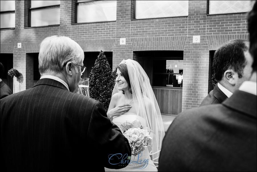 Haberdashers Hall Wedding Photography 035